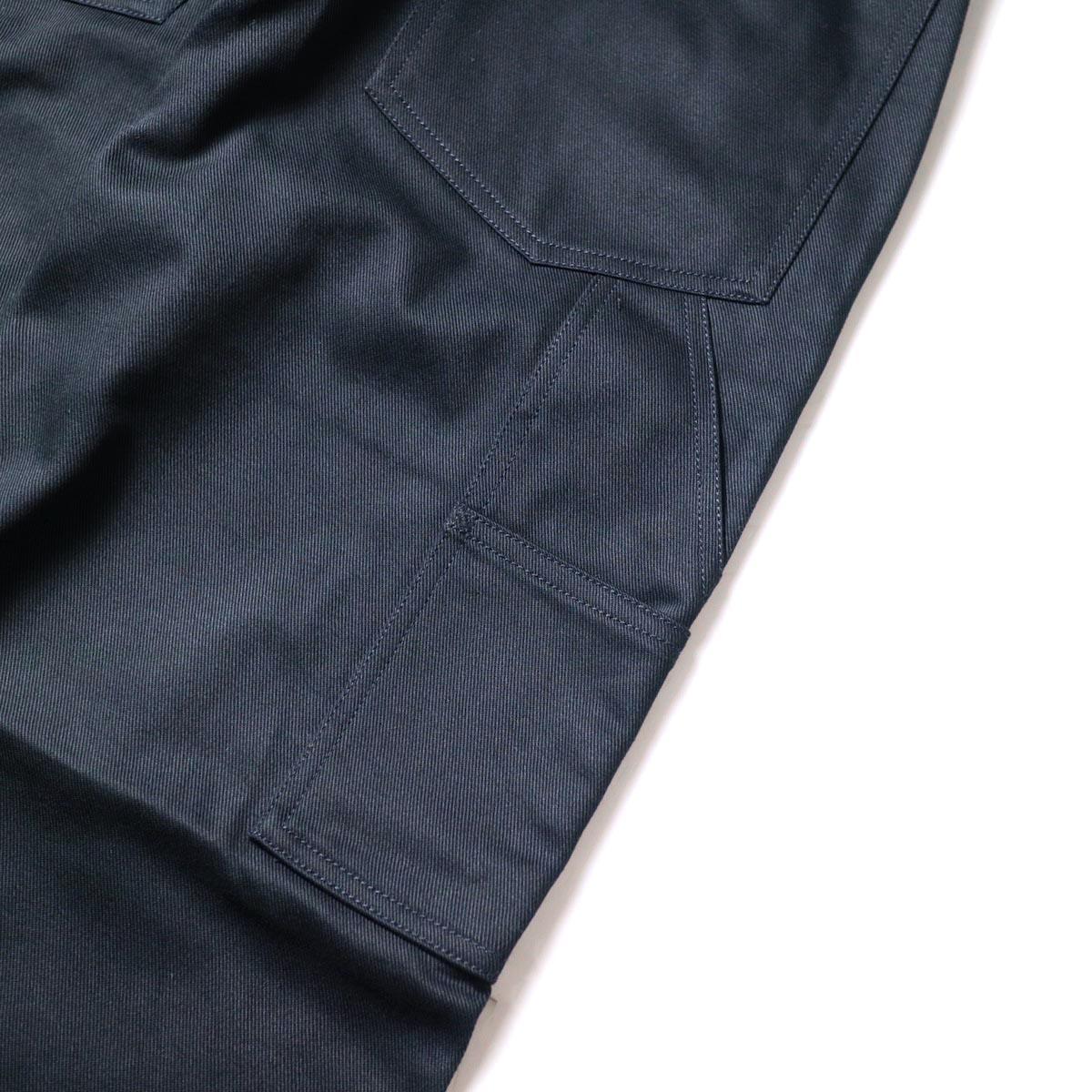 FUTURE PRIMITIVE / FP FZ PAINTER PANTS (Navy)ツールポケット