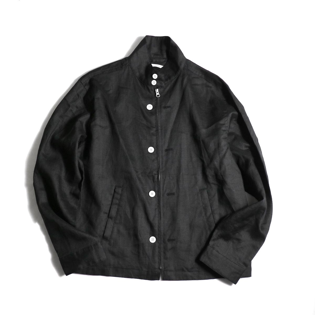 "FUTURE PRIMITIVE / FP HARRINGTON JKT ""LINEN"" (Black)"