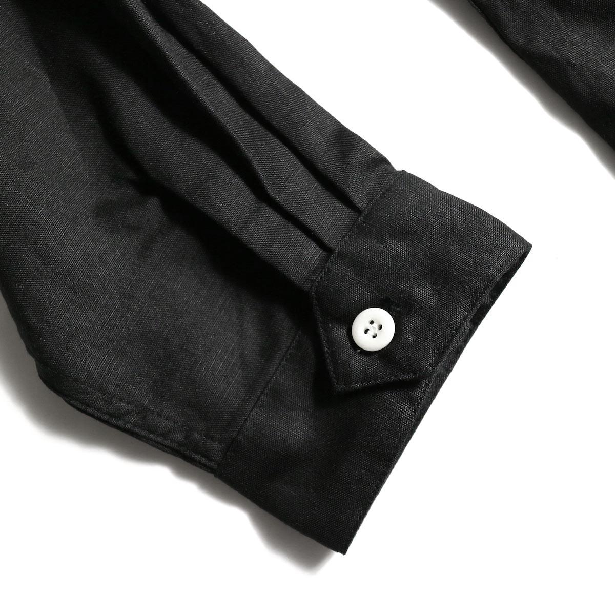 "FUTURE PRIMITIVE / FP HARRINGTON JKT ""LINEN"" (Black)袖"