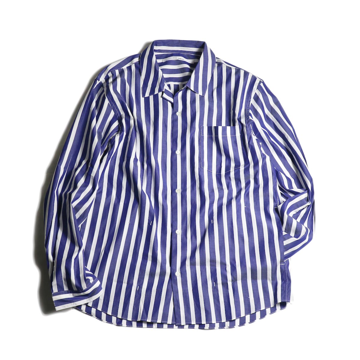 FUTURE PRIMITIVE / FP LOUNGE SHIRT (Candy Stripe)正面