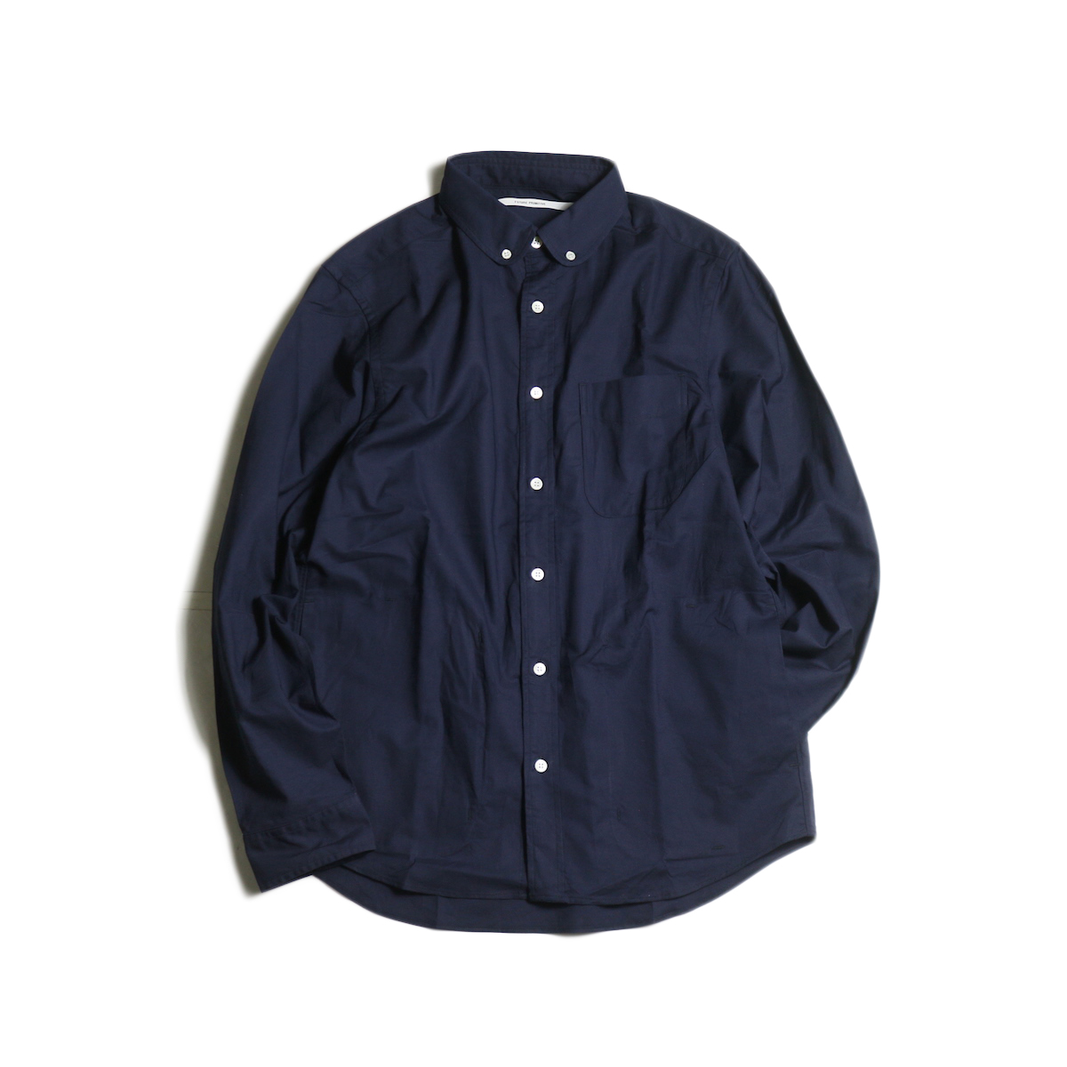 FUTURE PRIMITIVE / FP RC B.D L/S SHIRT (Navy)