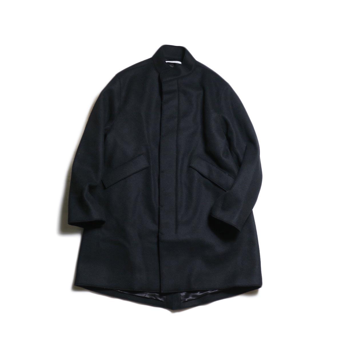 FUTURE PRIMITIVE / FP SIMPLIFIED FISHTAIL COAT (Black)