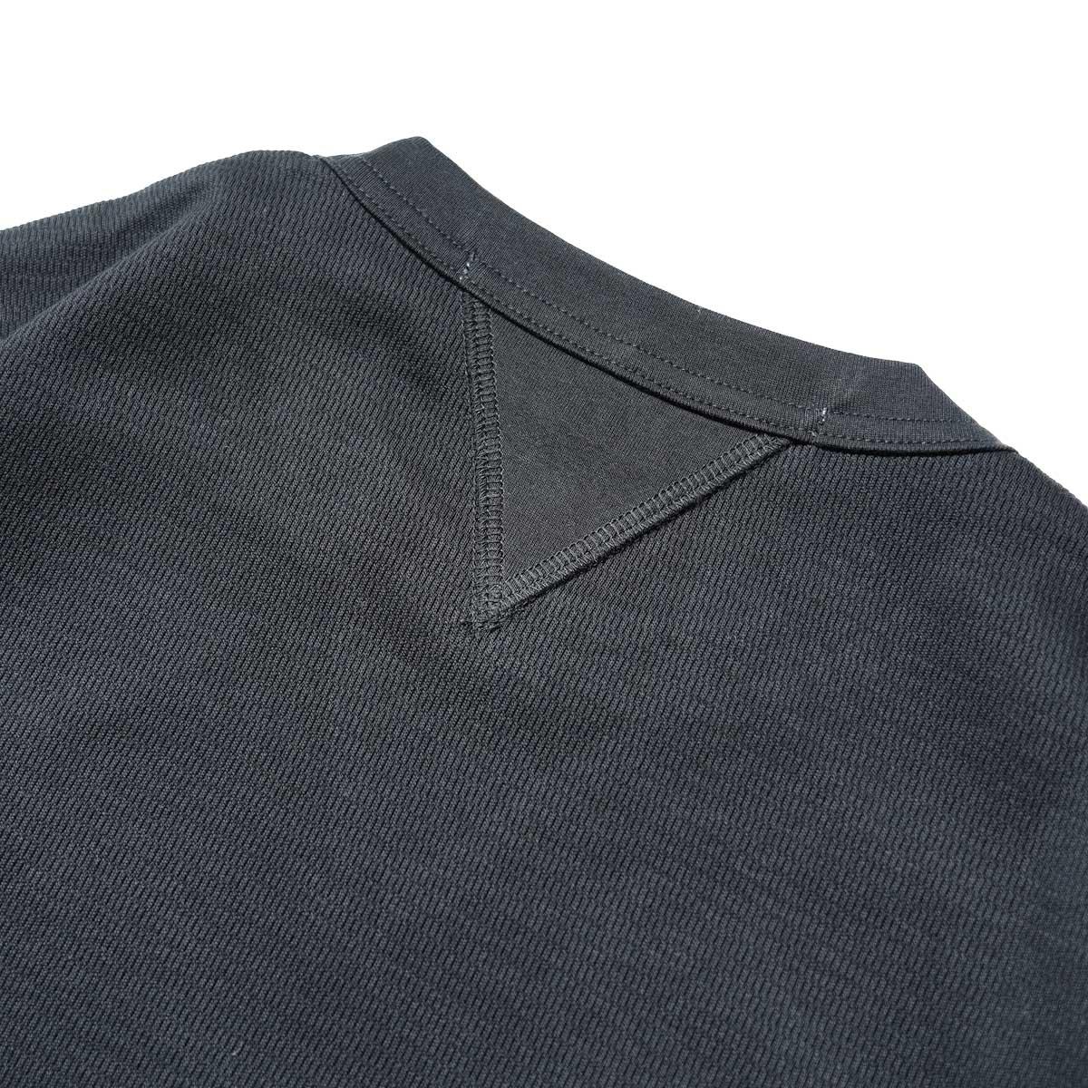 FUTURE PRIMITIVE / FP THERMAL V T-SHIRT (Black)背面ガセット