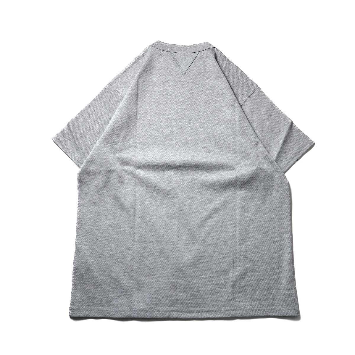 FUTURE PRIMITIVE / FP THERMAL V T-SHIRT (Gray)背面