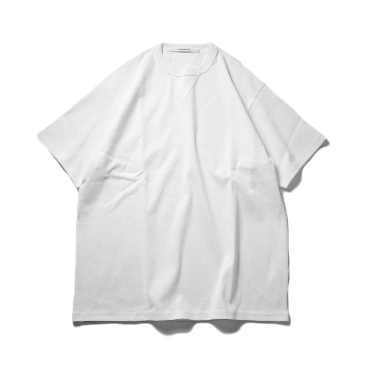 FUTURE PRIMITIVE / FP THERMAL V T-SHIRT (White)正面