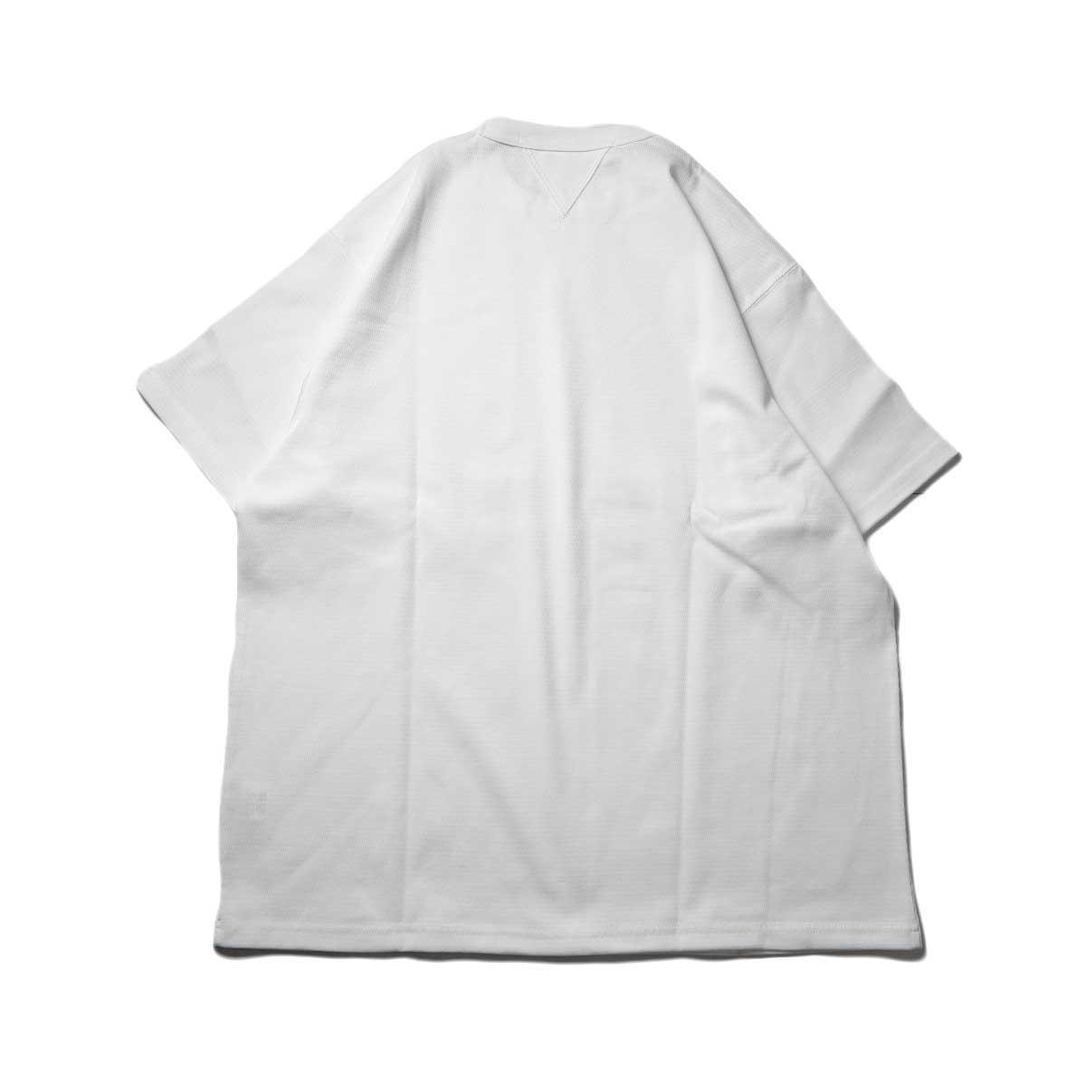 FUTURE PRIMITIVE / FP THERMAL V T-SHIRT (White)背面