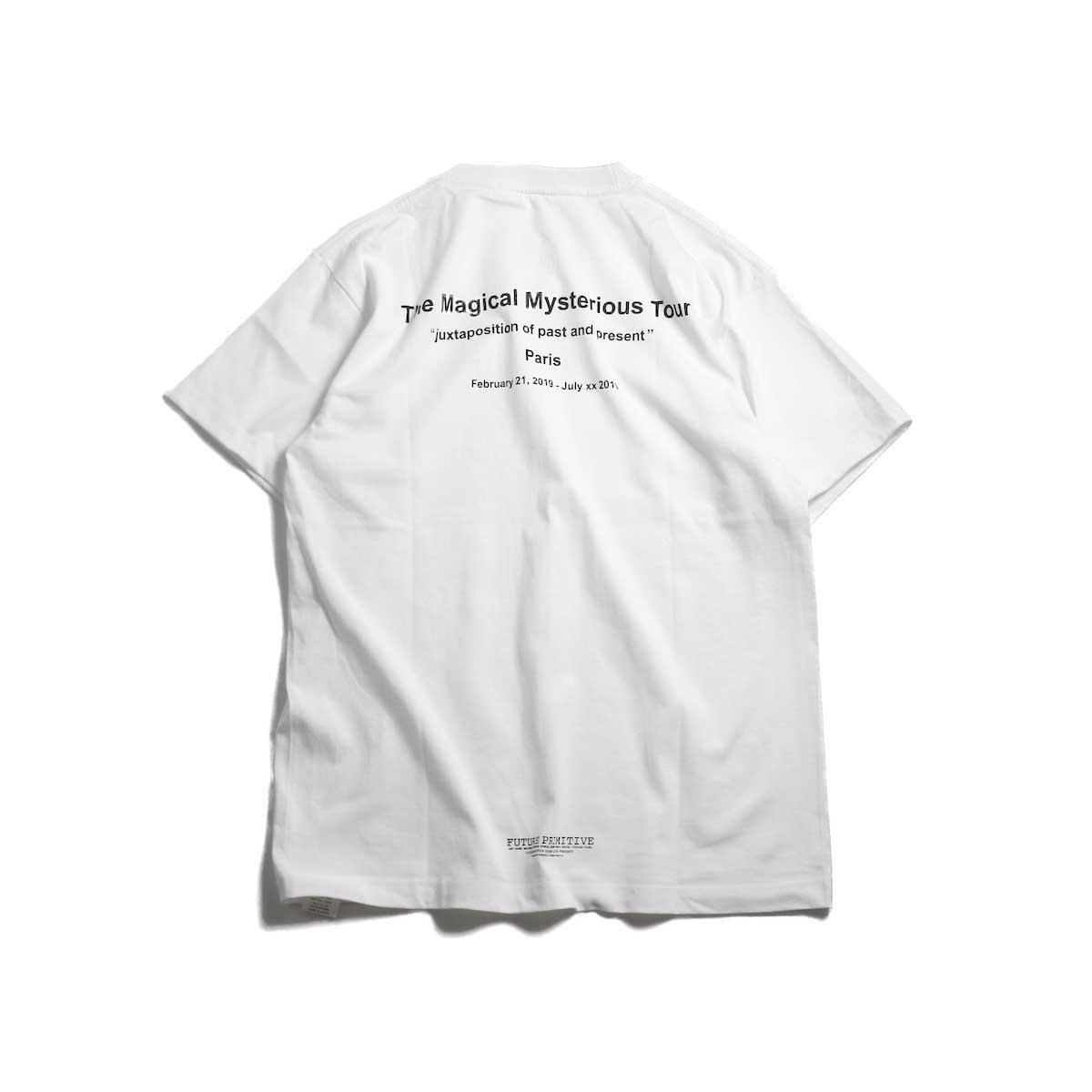 FUTURE PRIMITIVE / FP TMMT T-shirt -Brown 背面