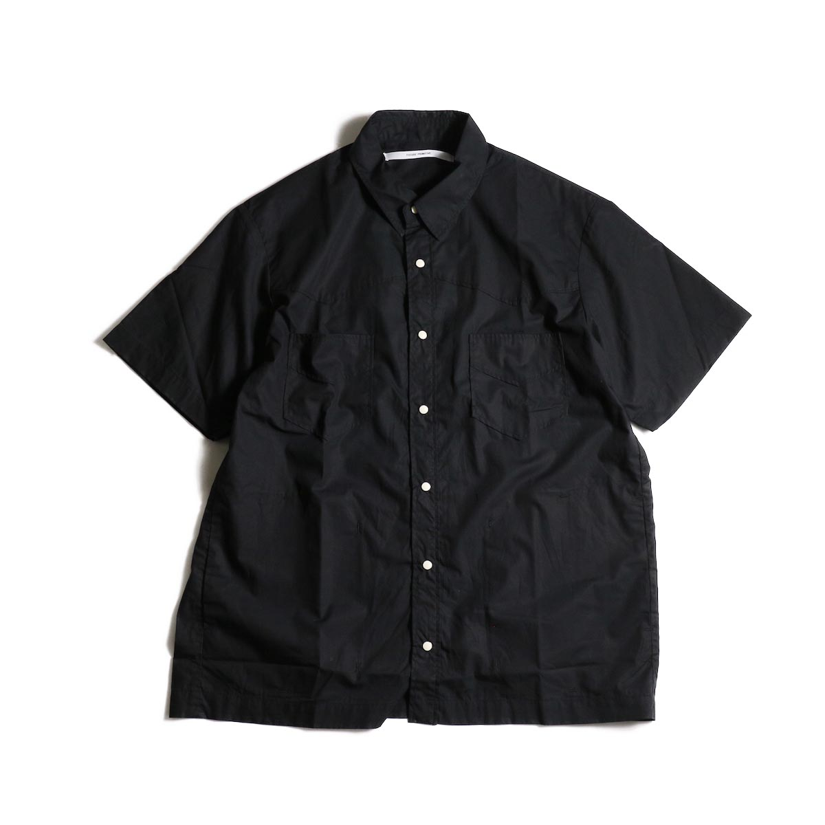 FUTURE PRIMITIVE / FP WESTERN SS SHIRT (Black)