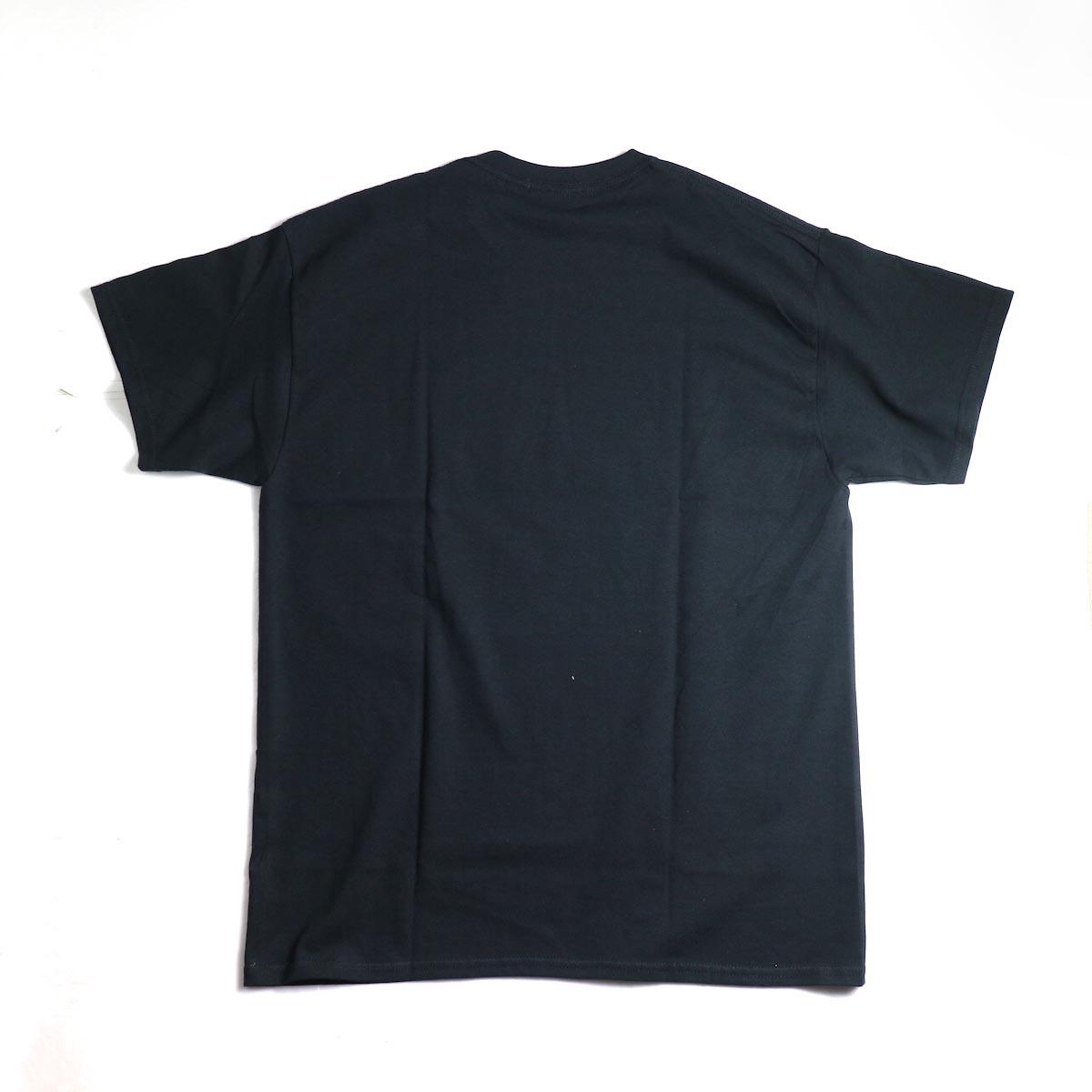 F-LAGSTUF-F / Box Logo Tee (Black) 背面