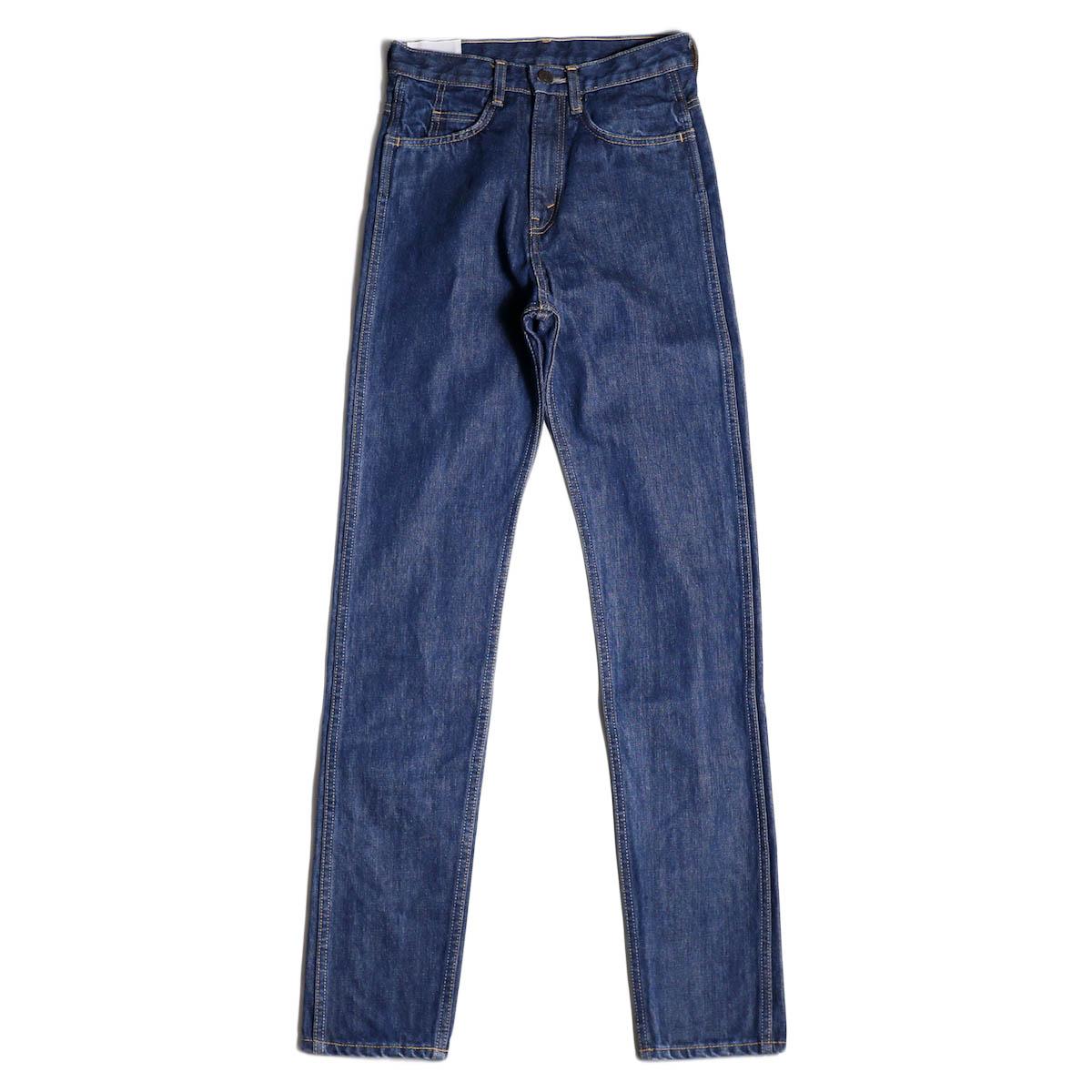 FUMIKA UCHIDA / High Waist Denim Pant Slim