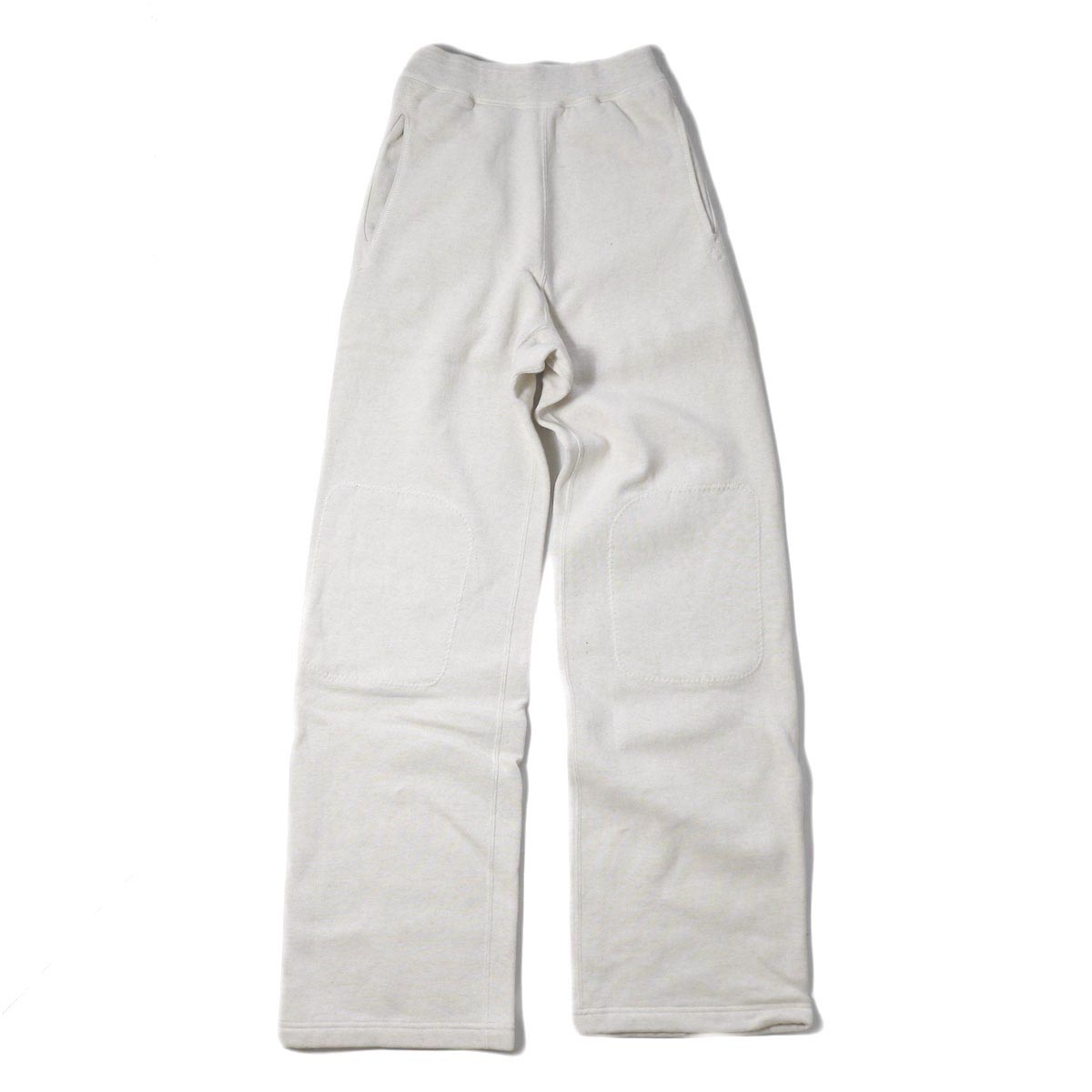 FUMIKA UCHIDA / DOUBLE KNEE SWEAT PANTS