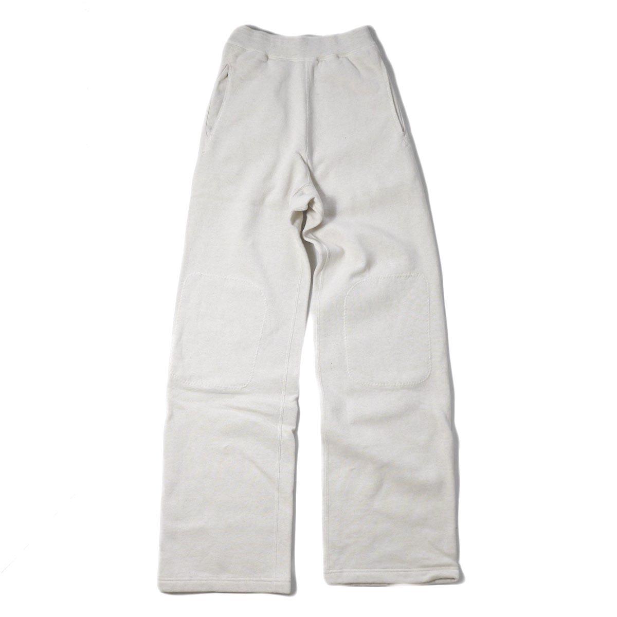 FUMIKA UCHIDA / DOUBLE KNEE SWEAT PANTS
