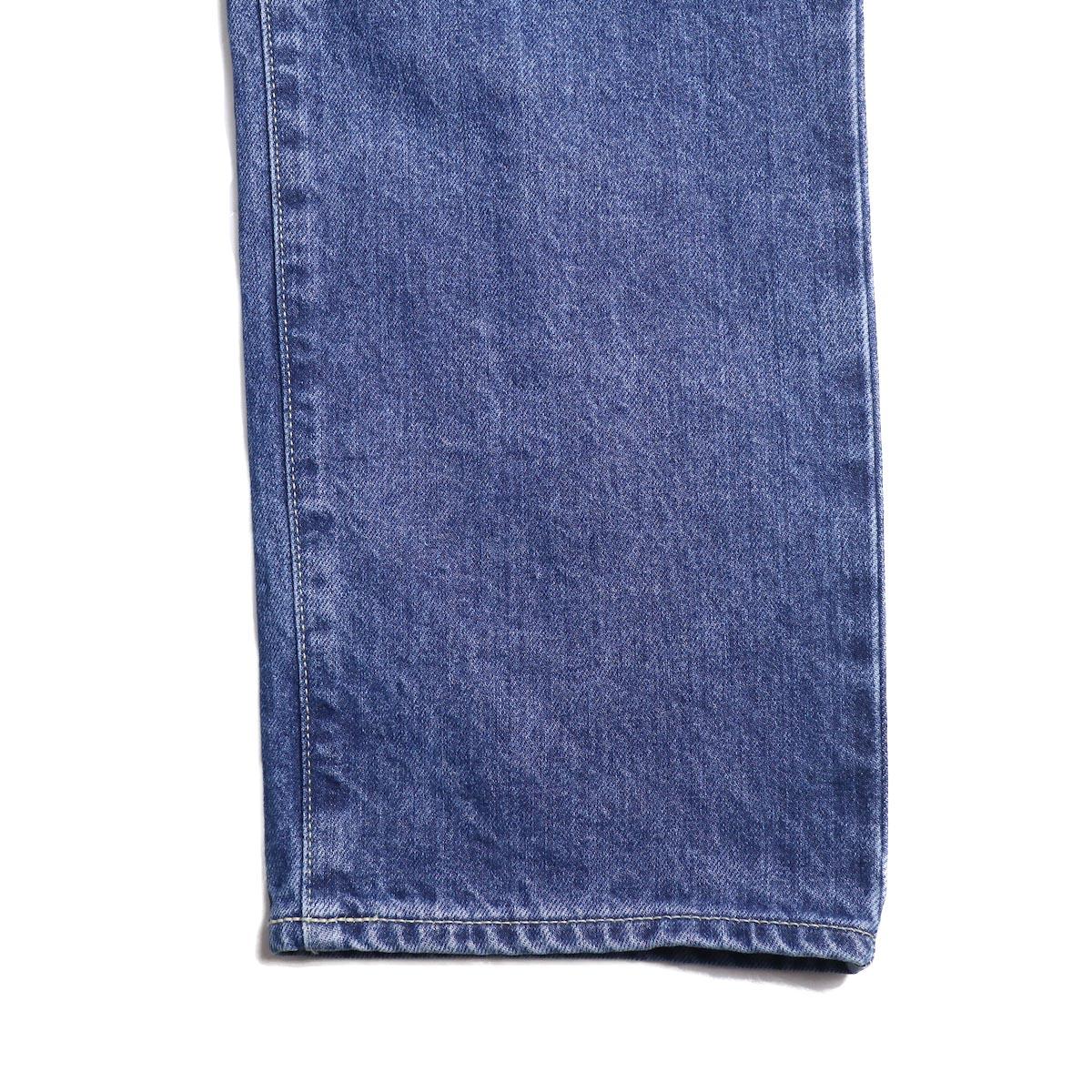 FUMIKA UCHIDA / Silk Sleep Shirt -YELGRN 裾