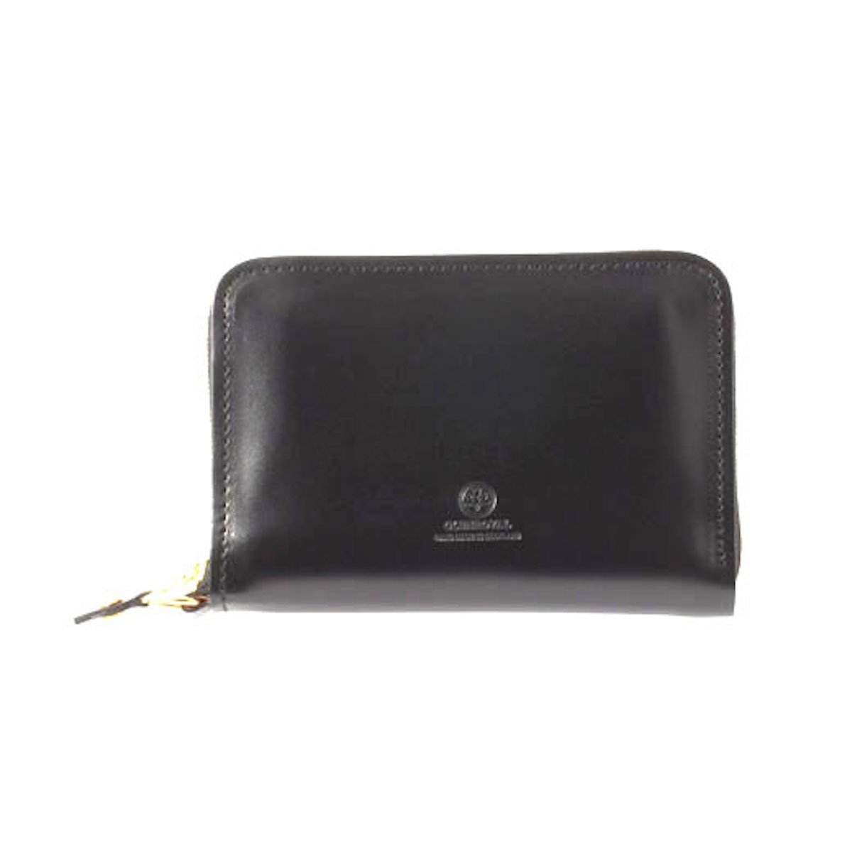 GLEN ROYAL / WALLET WITH DIVIDERS -NEW BLACK