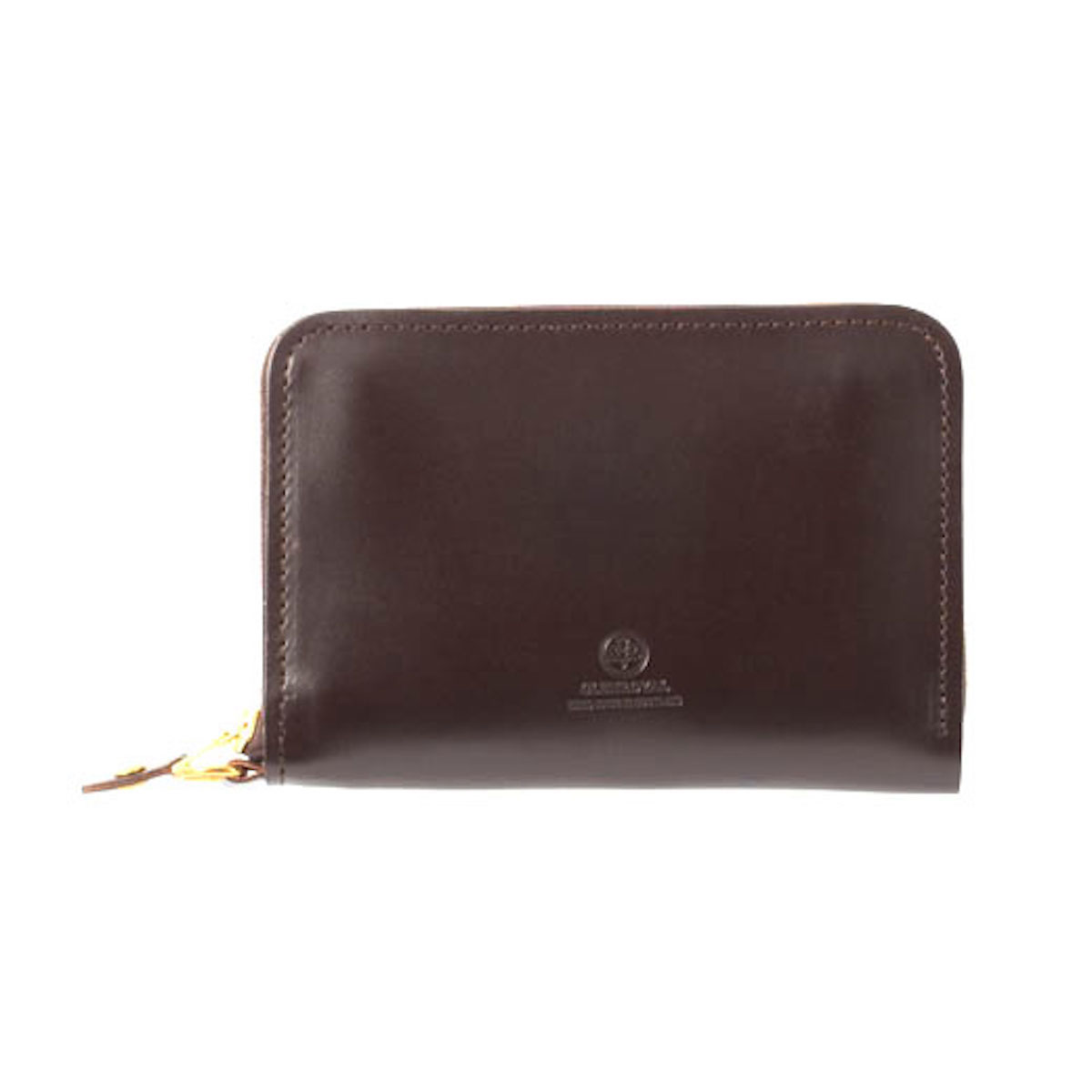 GLEN ROYAL / WALLET WITH DIVIDERS -CIGAR
