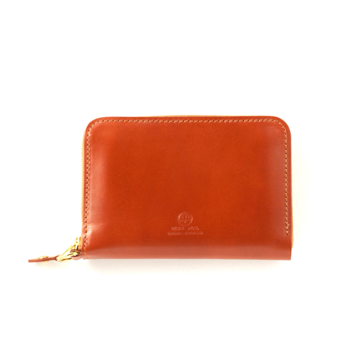 GLEN ROYAL / WALLET WITH DIVIDERS -OXFORD TAN