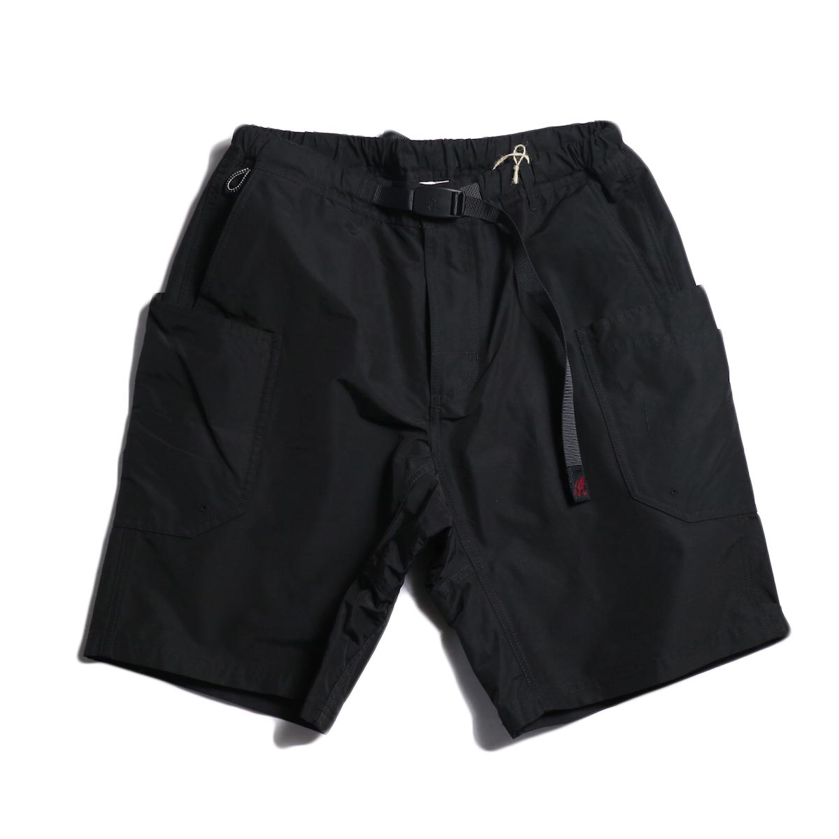 GRAMICCI×GRIP SWANY / CAMP GEAR SHORTS -Black