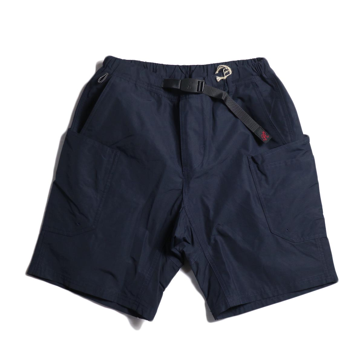 GRAMICCI×GRIP SWANY / CAMP GEAR SHORTS -Navy