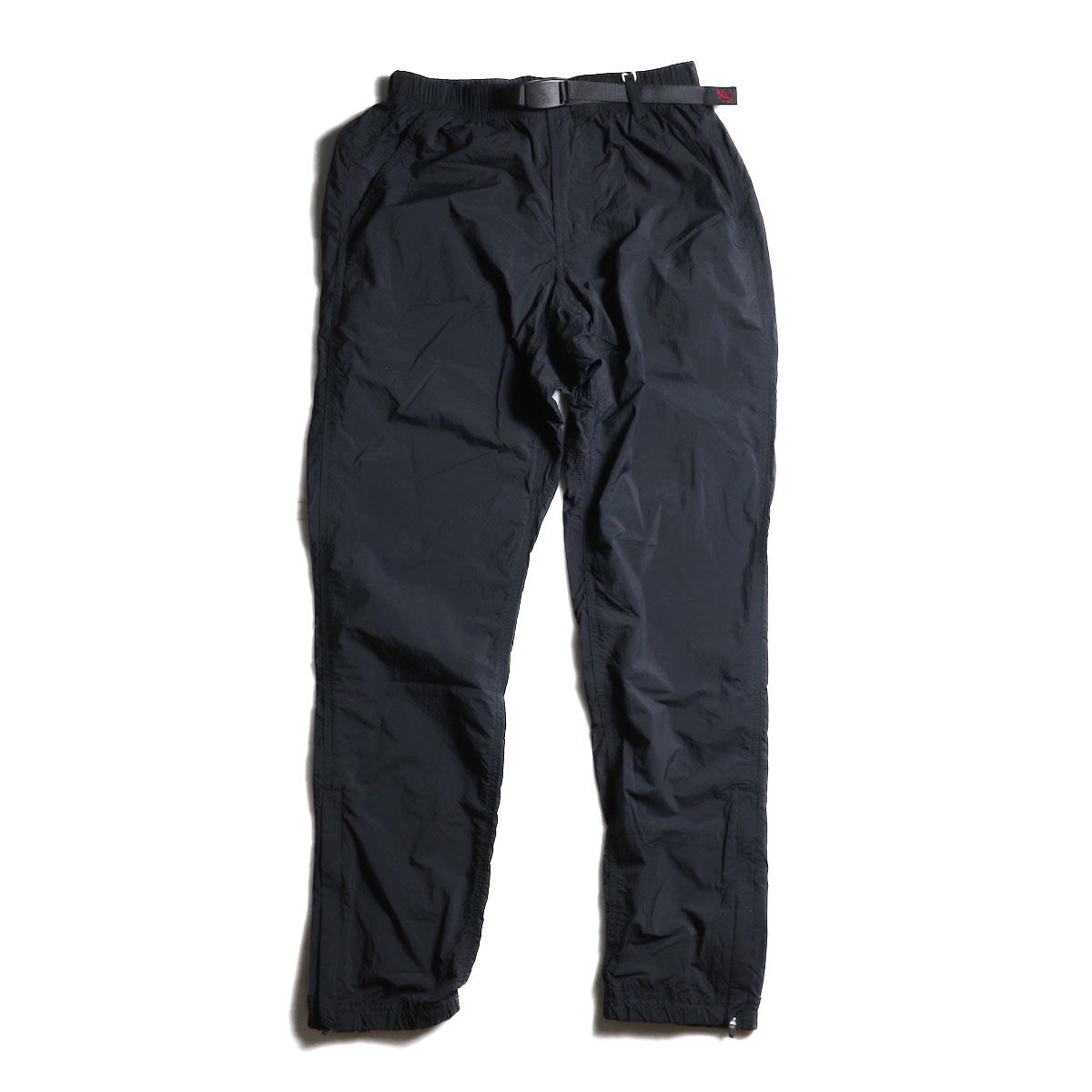 GRAMICCI / Packable Truck Pants (Black) 正面