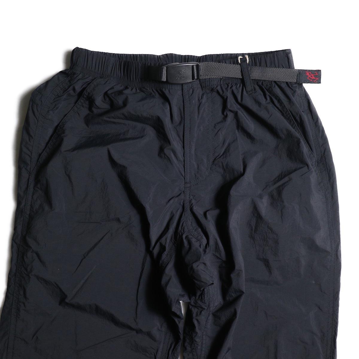 GRAMICCI / Packable Truck Pants (Black) ウエスト
