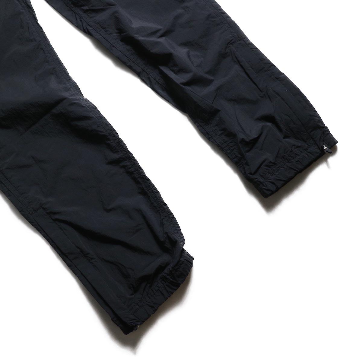 GRAMICCI / Packable Truck Pants (Black) 裾