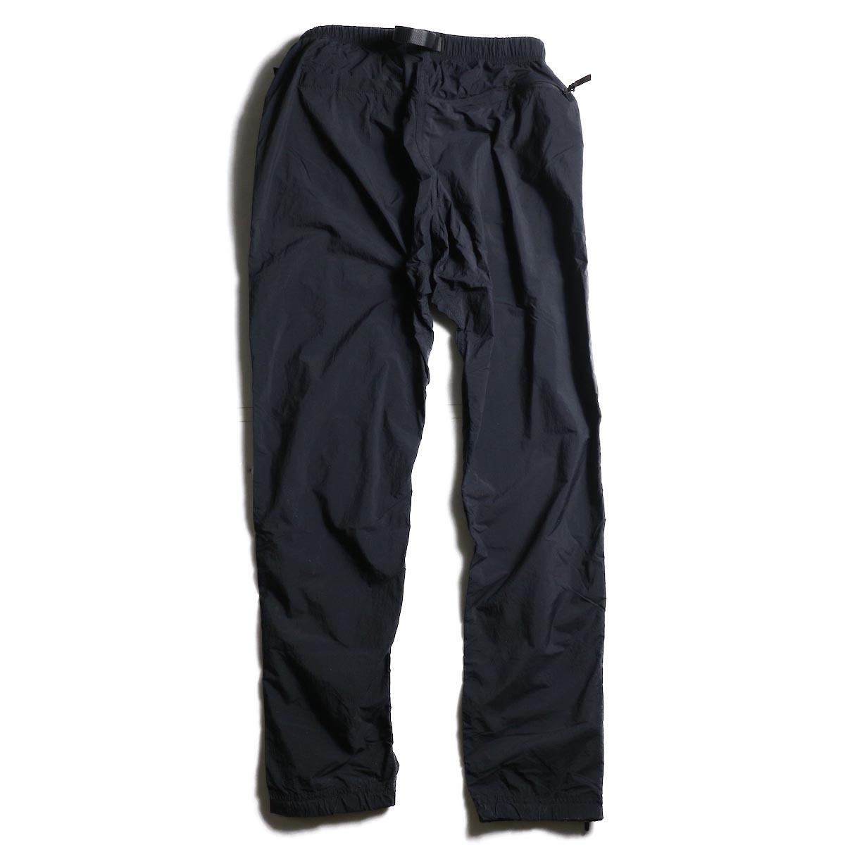 GRAMICCI / Packable Truck Pants (Black) 背面