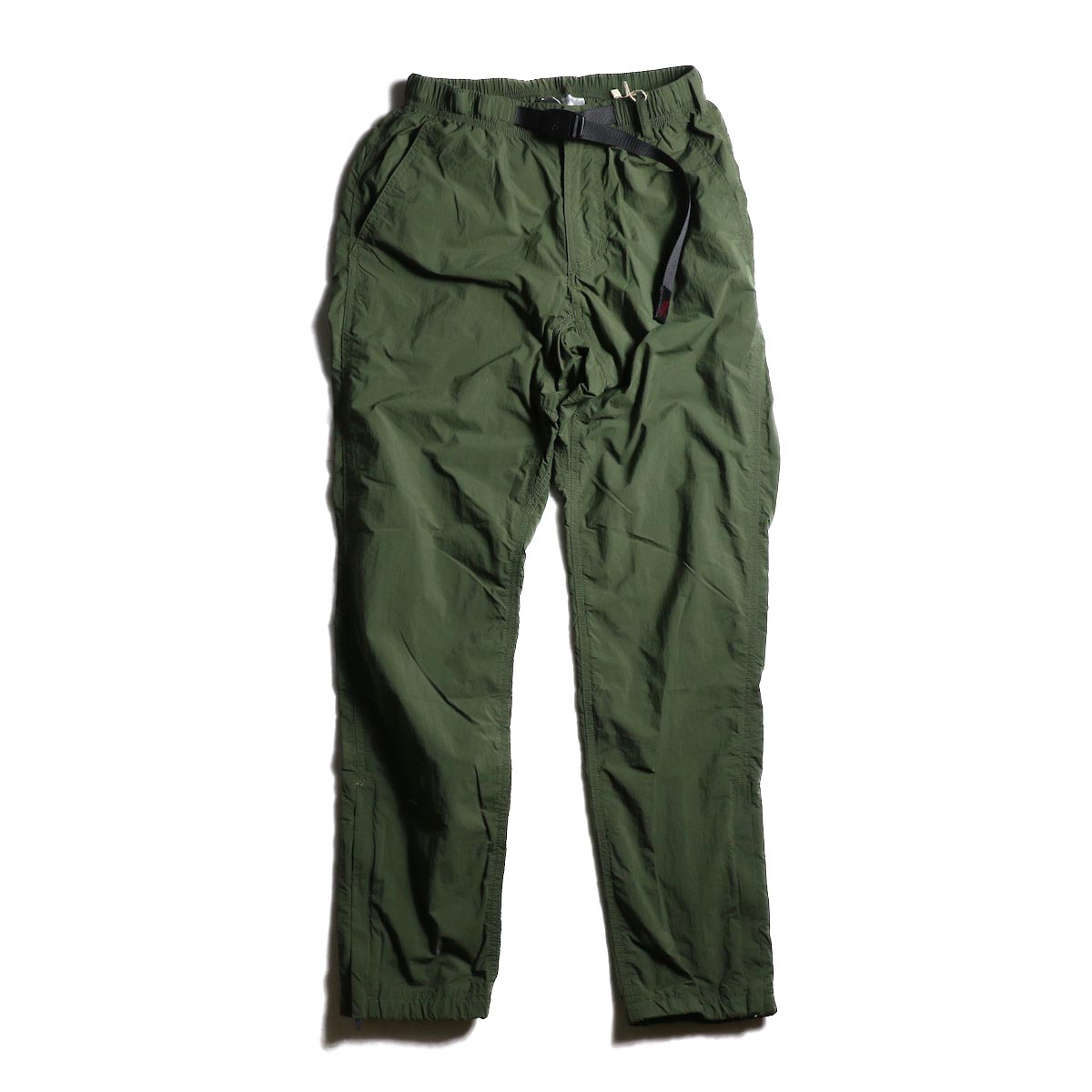 GRAMICCI / Packable Truck Pants (Olive) 正面