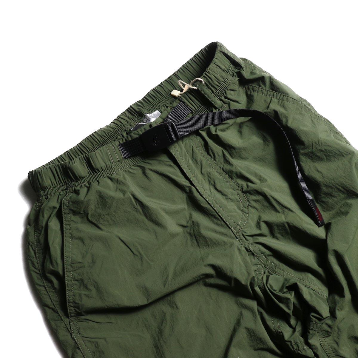 GRAMICCI / Packable Truck Pants (Olive) ウエスト