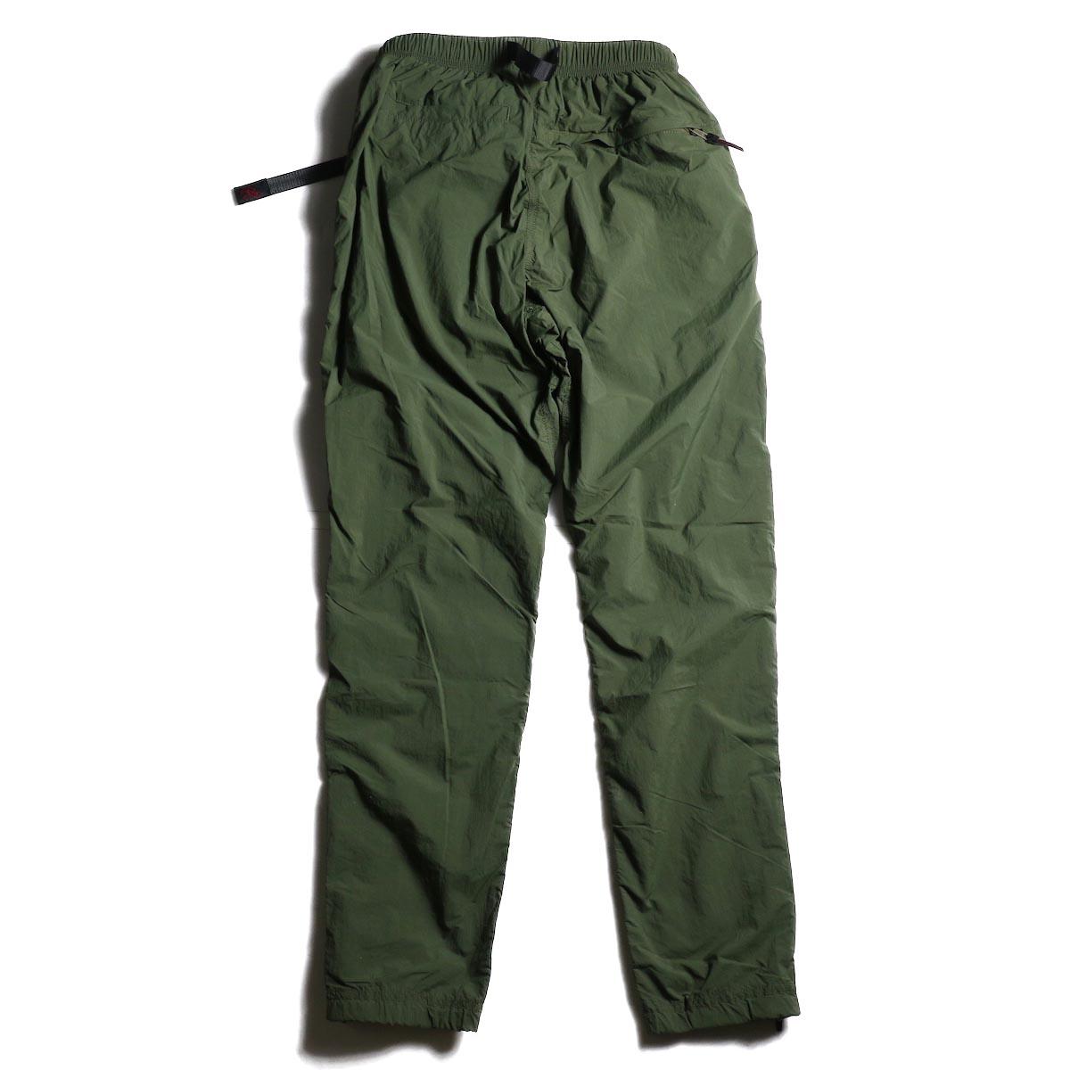 GRAMICCI / Packable Truck Pants (Olive)  背面