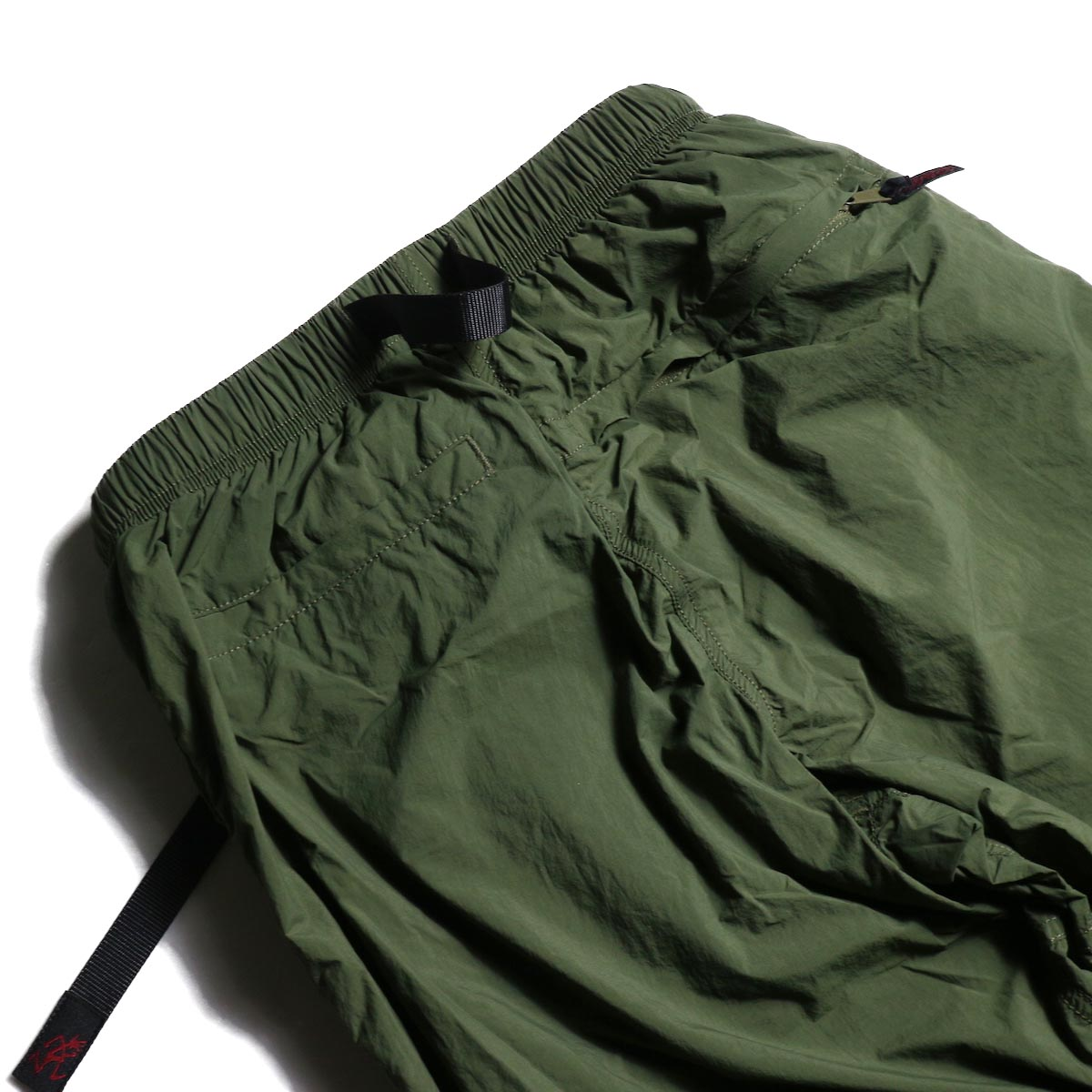 GRAMICCI / Packable Truck Pants (Olive)  ヒップポケット
