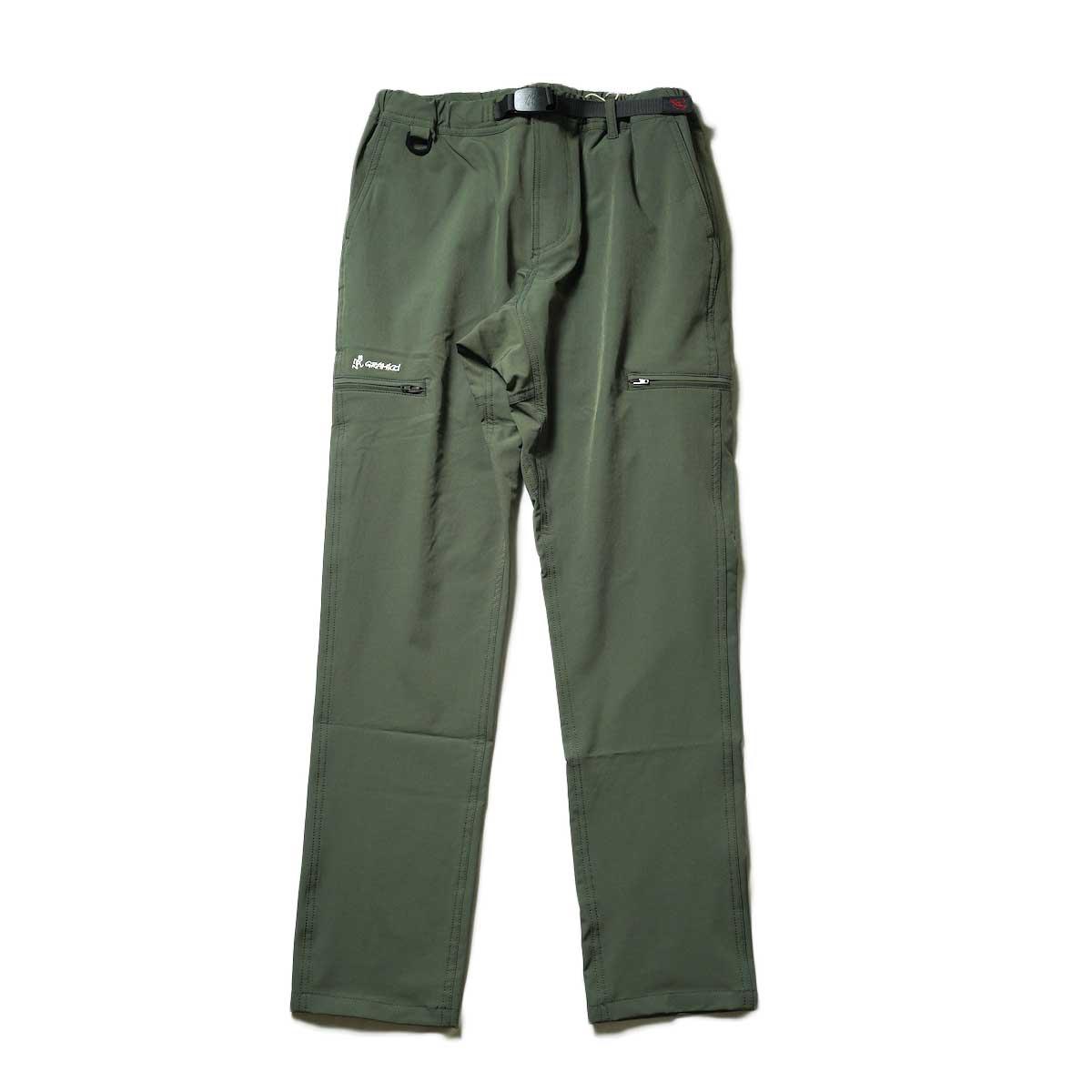 GRAMICCI / 4-WAY STRETCH GEAR TIGHT FIT PANTS (Olive)