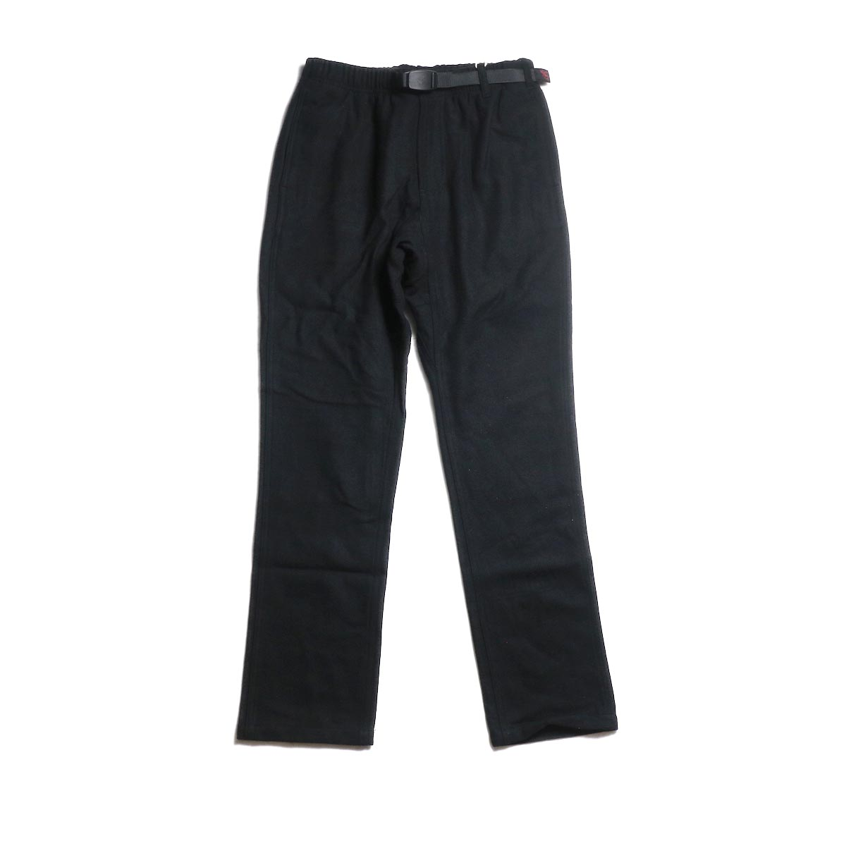 GRAMICCI / WOOL BLEND NN-PANTS JUST CUT (Black)