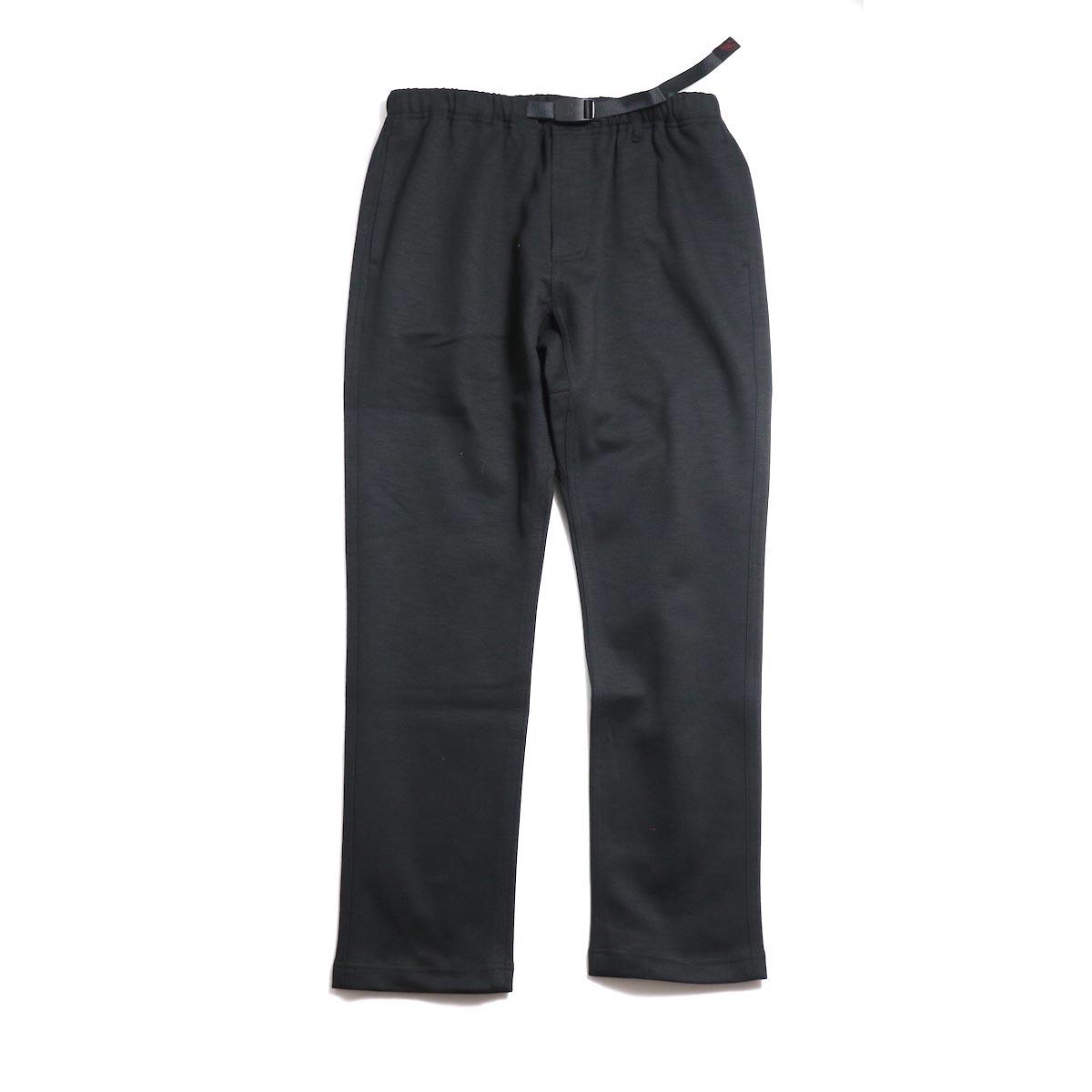 GRAMICCI / Coolmax Knit NN-Pants Tight Fit -Black