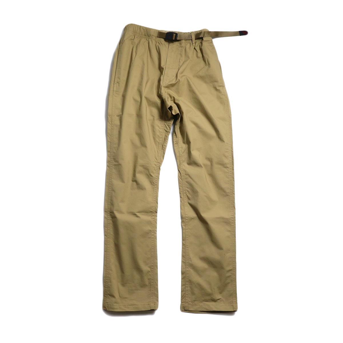 GRAMICCI / Weather NN-Pants Just Cut -Sand