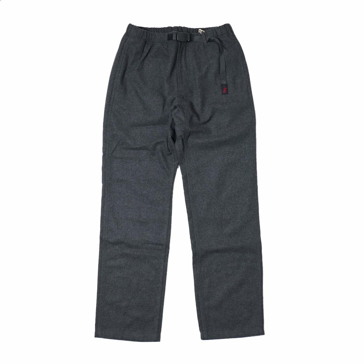 GRAMICCI / WOOL BLEND ST-PANTS (Heather Charcoal)