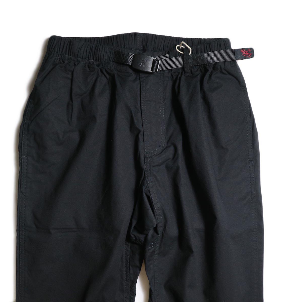 GRAMICCI / Weather NN-Pants Just Cut (Black)ウエスト
