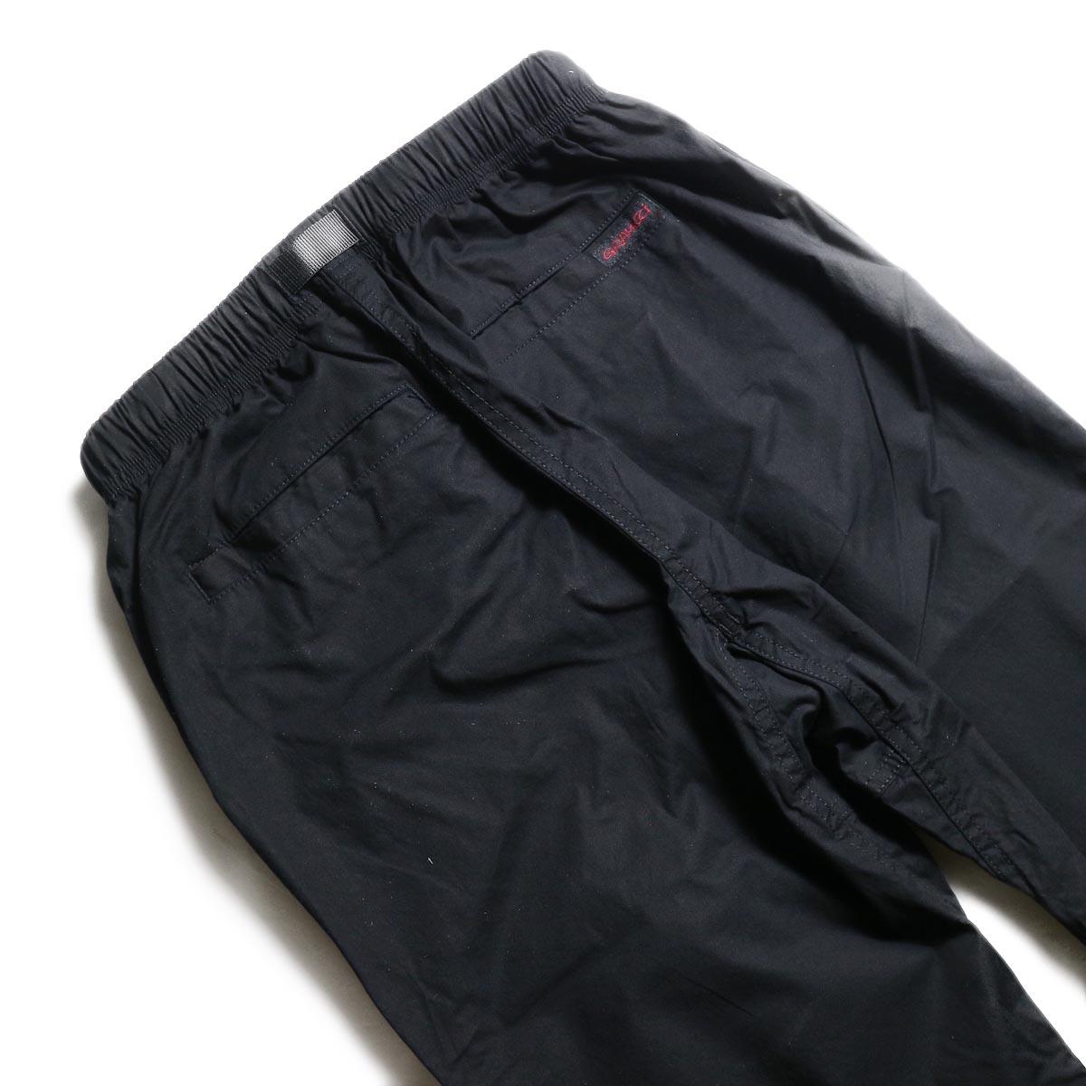 GRAMICCI / Weather NN-Pants Just Cut (Black) ヒップポケット