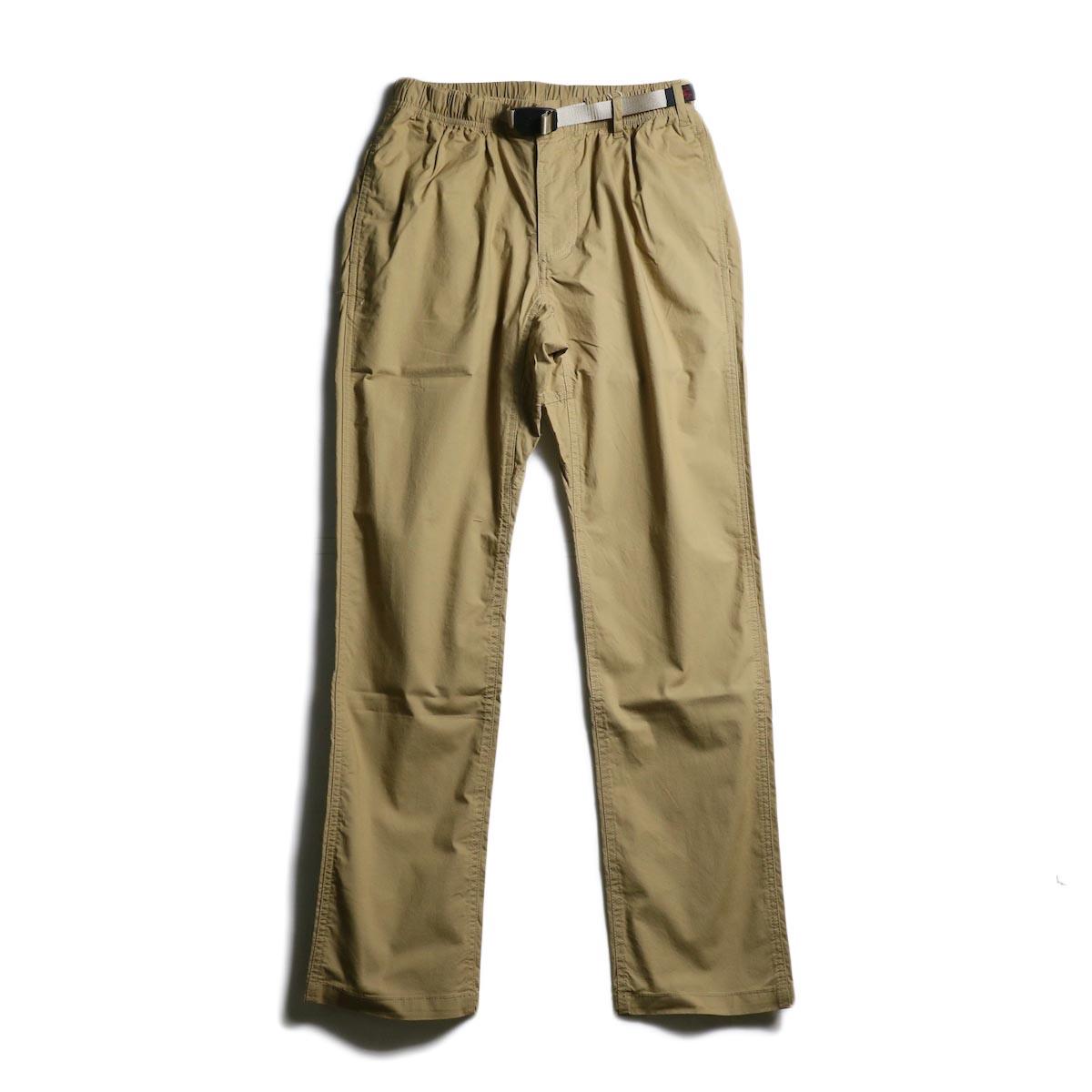 GRAMICCI / Weather NN-Pants Just Cut (Sand)