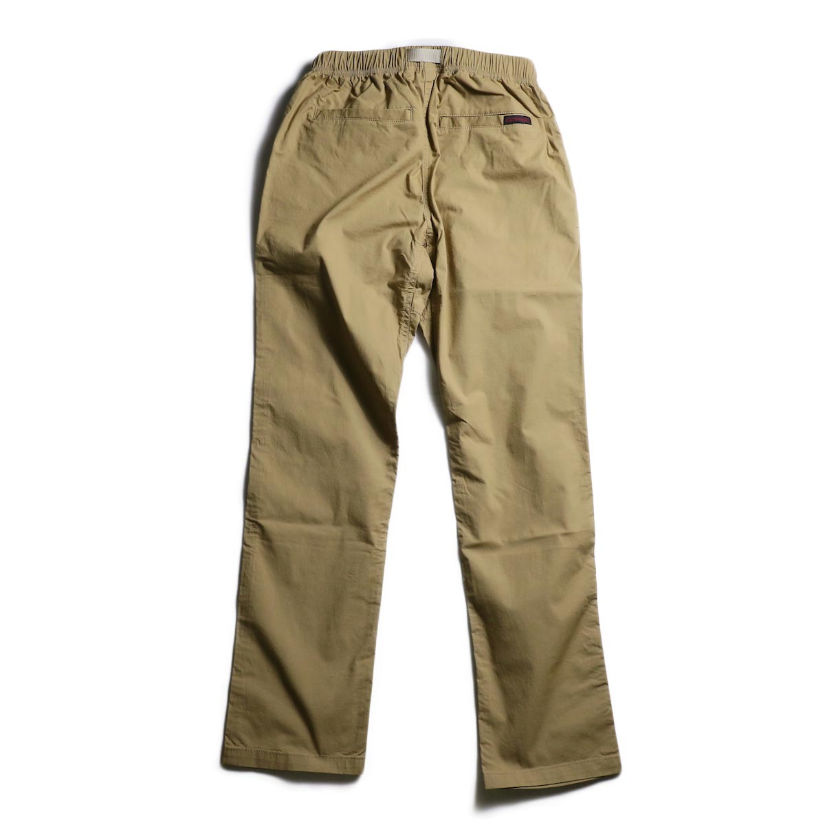 GRAMICCI / Weather NN-Pants Just Cut (Sand)背面