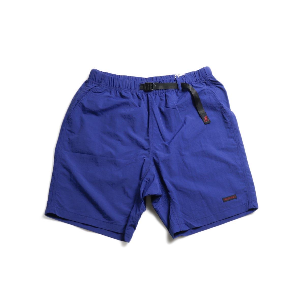 GRAMICCI / Shell Packable Shorts -Navy