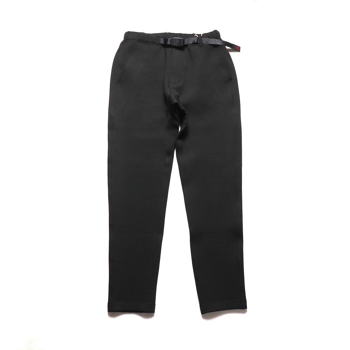 GRAMICCI / TECK KNIT SLIM FIT PANTS (Black)