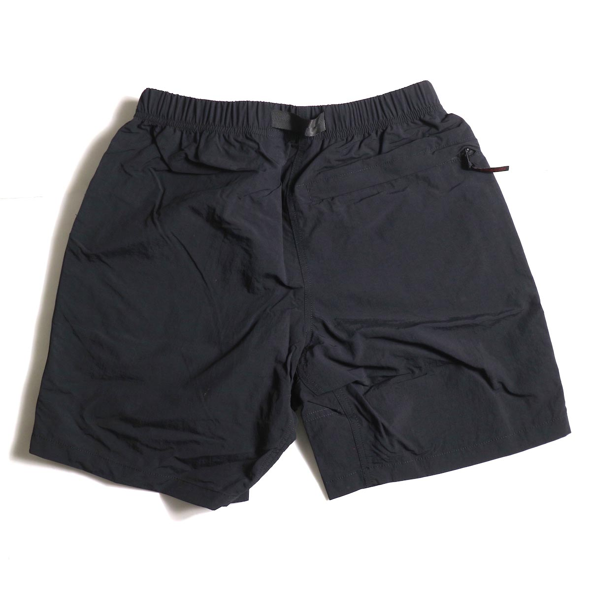 GRAMICCI / Shell Packable Shorts (Black)背面