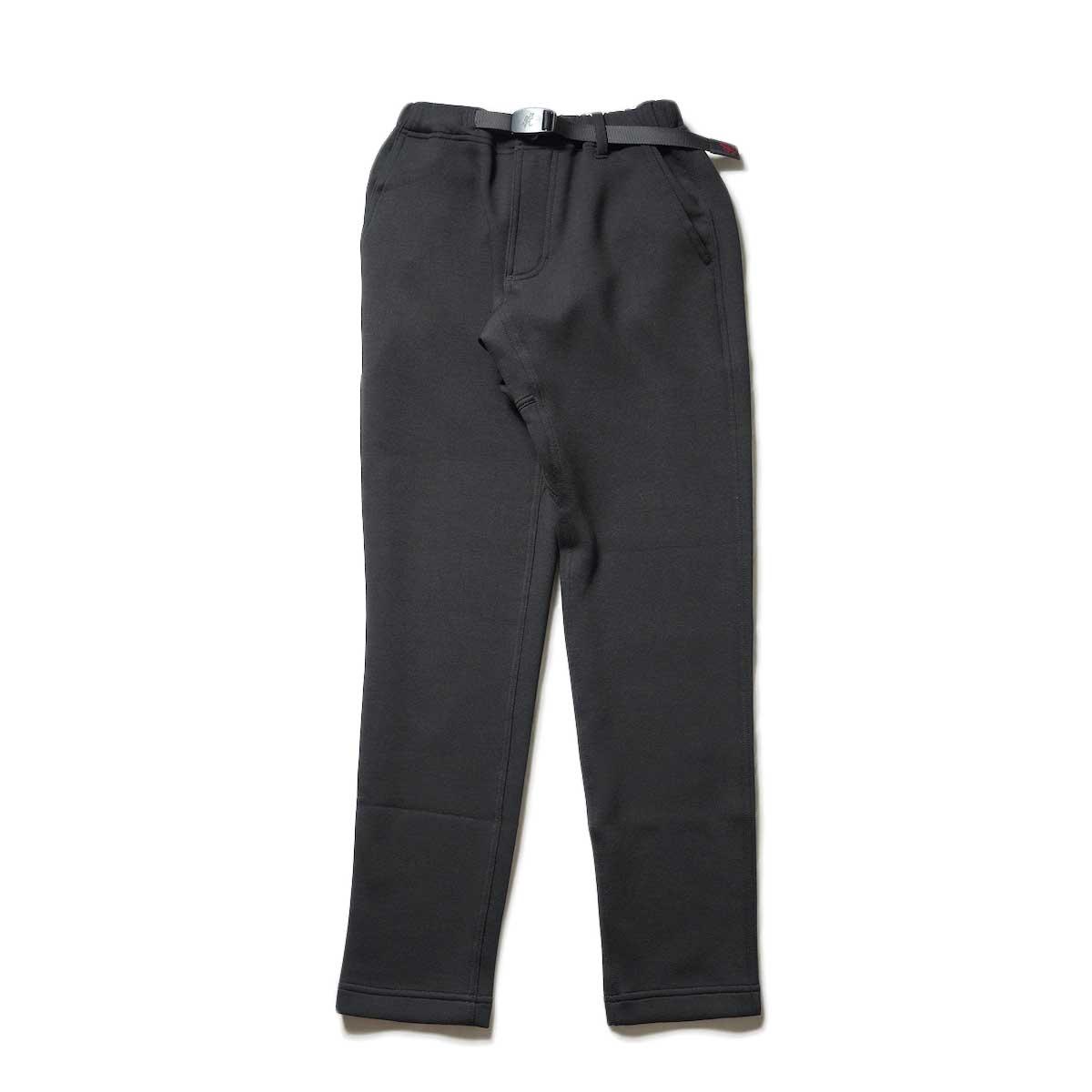 GRAMICCI / TECH KNIT SLIM FIT PANTS (Black)