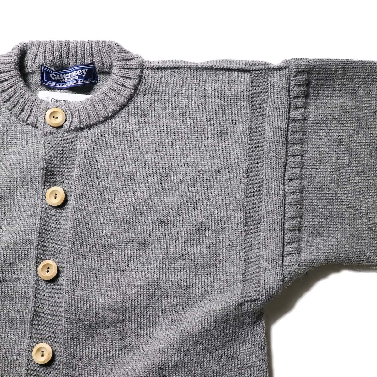 Guernsey Woollens / Bouet (Md Grey)肩