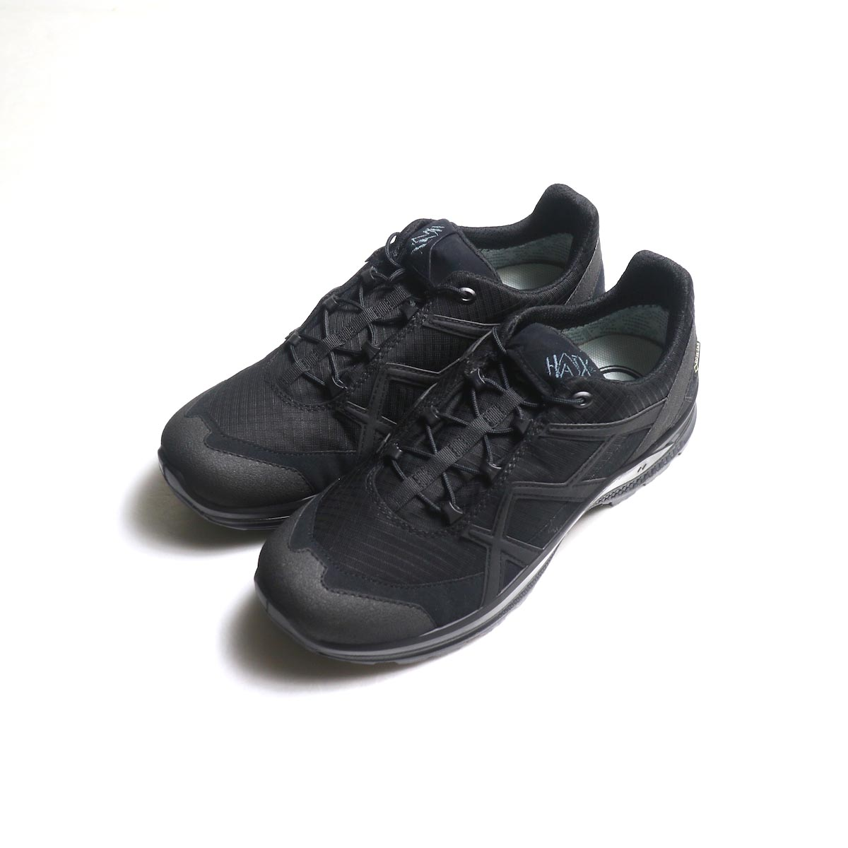 HAIX / BLACK EAGLE - ATHLETIC 2.1 GTX LOW (Black)全体像