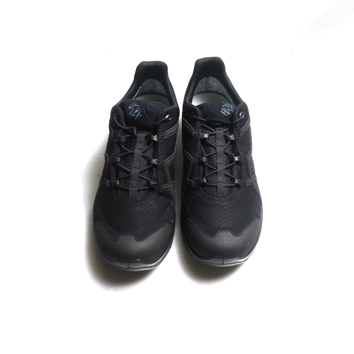 HAIX / BLACK EAGLE - ATHLETIC 2.1 GTX LOW (Black)正面