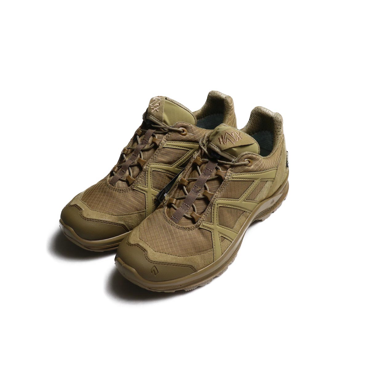 HAIX / BLACK EAGLE - ATHLETIC 2.1 GTX LOW (Coyote)