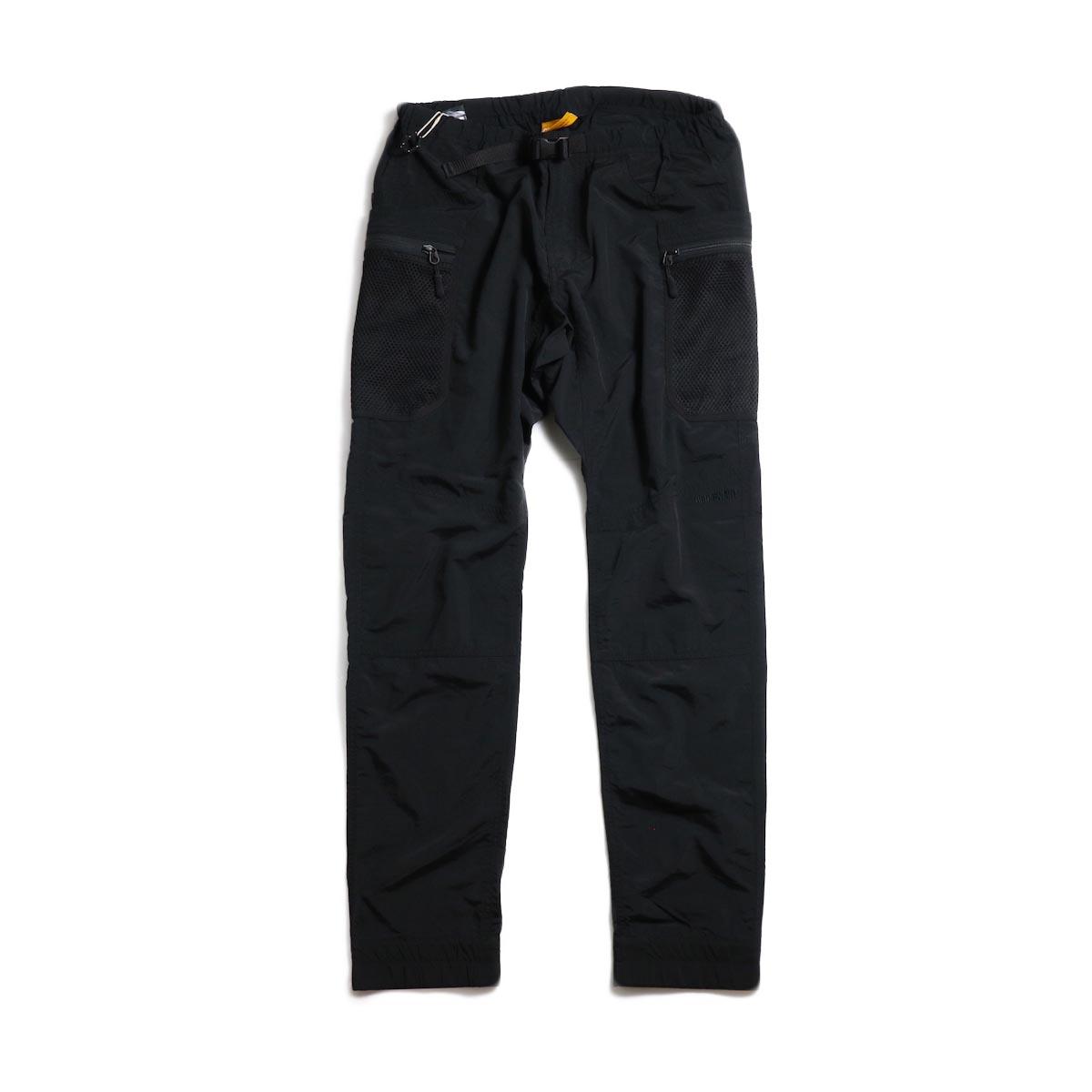 HOBO / SUPPLEX® Nylon Gardener Pants by GRIP®SWANY -Black