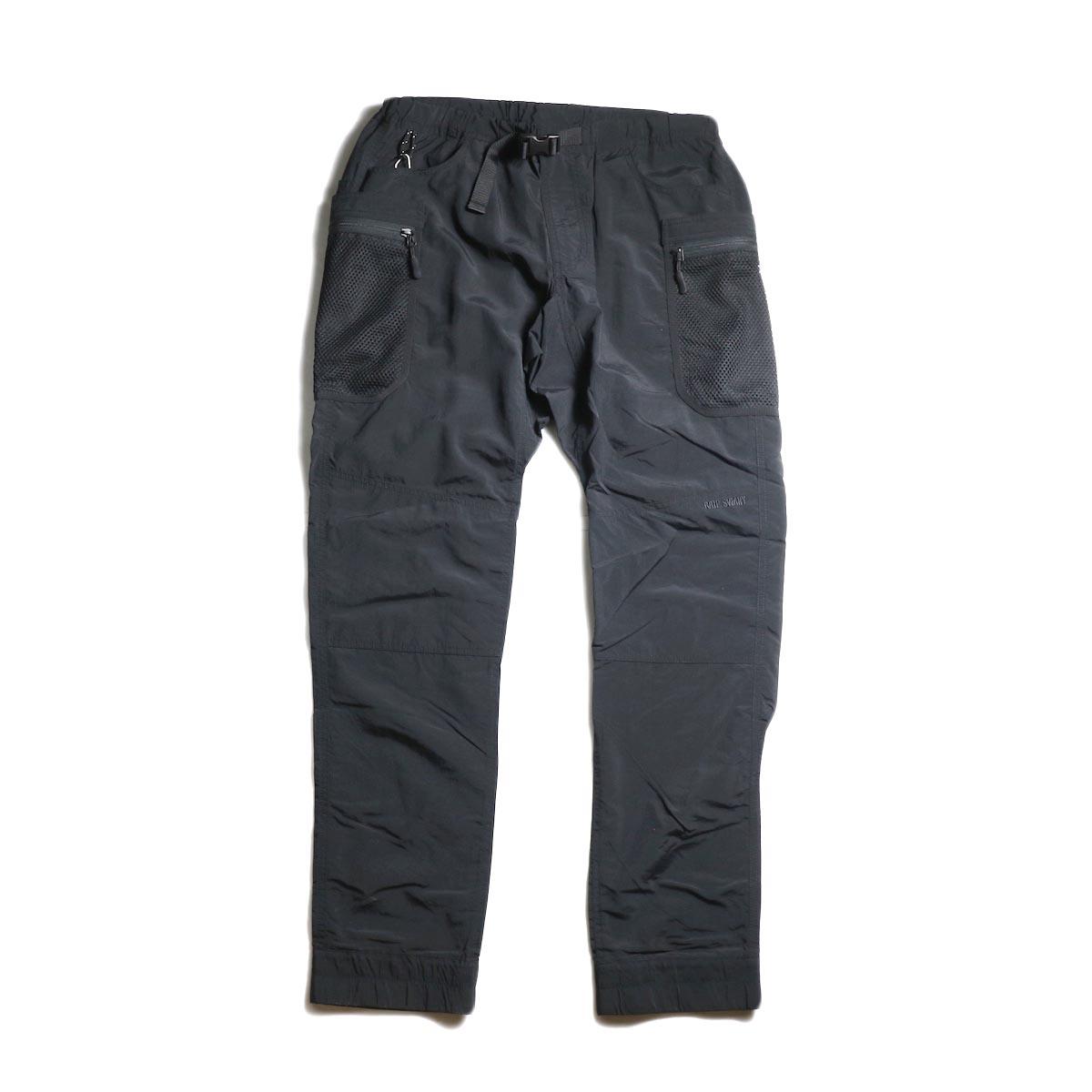 HOBO / SUPPLEX® Nylon Gardener Pants by GRIP®SWANY (Black)