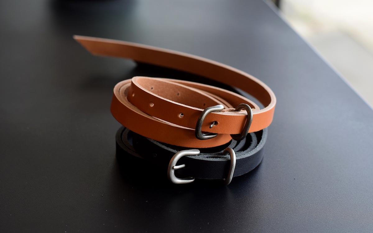 Hender Scheme / tail belt 2色